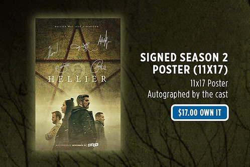 Poster: Season Two (Signed)