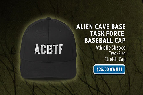 ACBTF Embroidered Cap