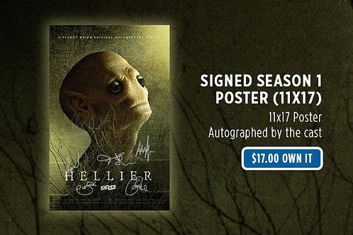 Poster: Key Art (Signed)