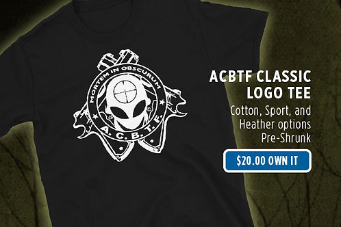 Classic Alien Cave Base Task Force Tee (Unisex)