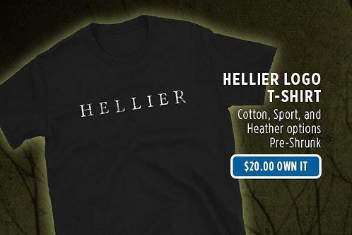Hellier Logo T-Shirt