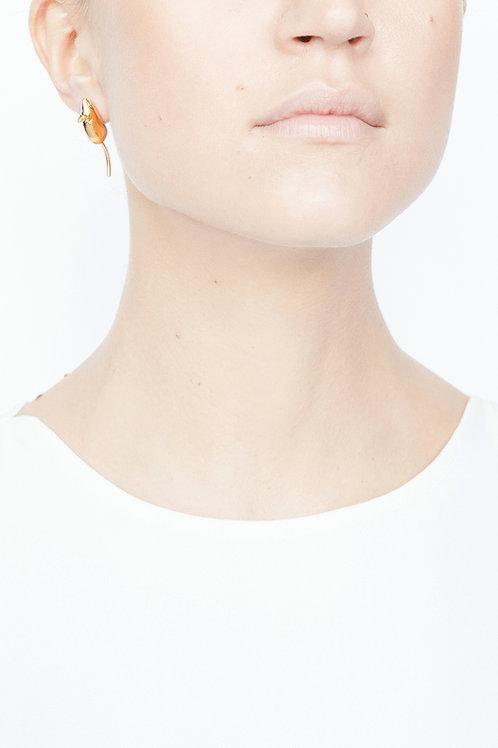 Boucles d'oreilles Souris