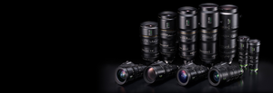 choosing the right lens for videography, working videographers