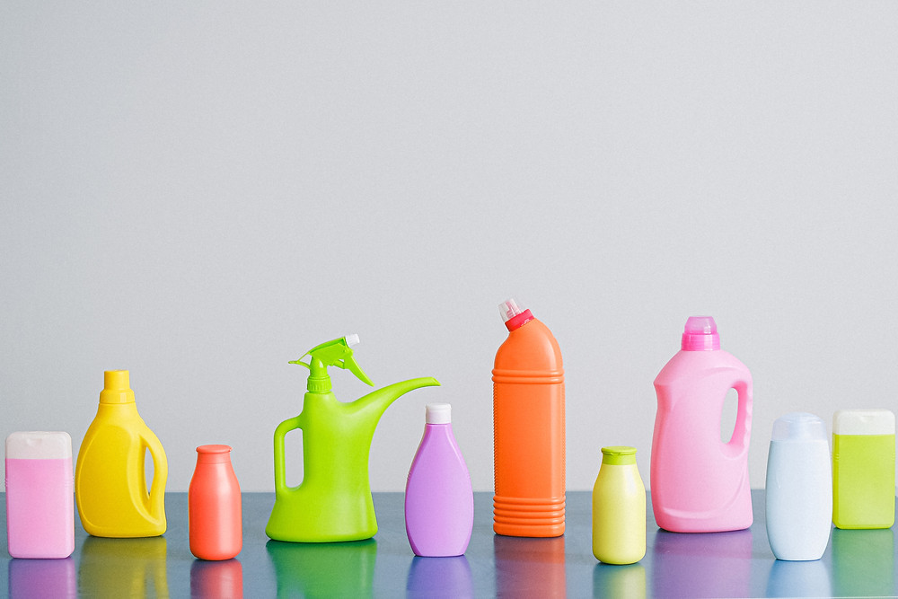 Cleaning products saw a boost in sales during COVID-19