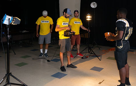 Sports promo video productions