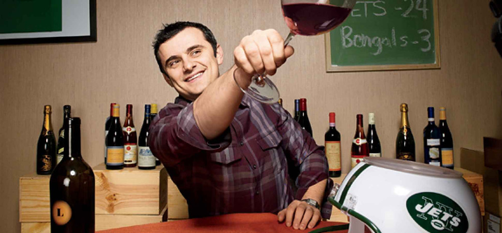 Gary vaynerchuk - wine library tv - content marketing