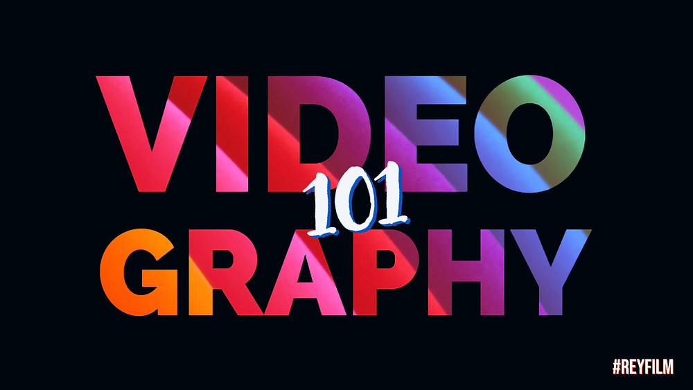 videography 101, videographer miami
