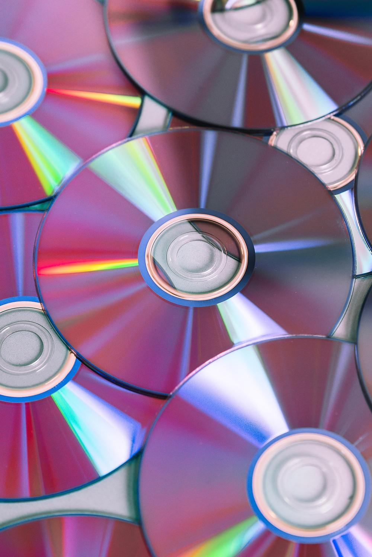 Vender CD's y DVD's en eBay