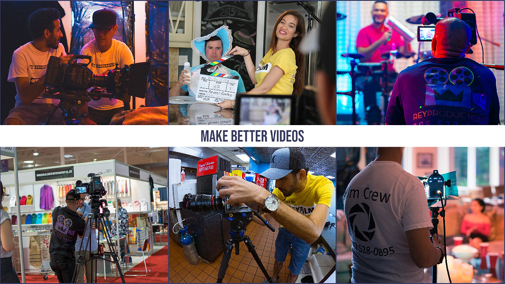 miami video production company, miami videographer