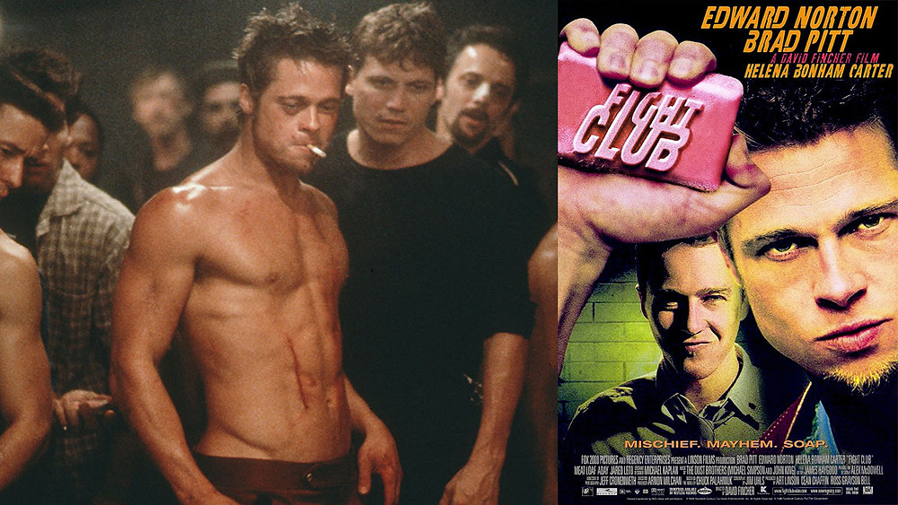 fight club cinematography techniques