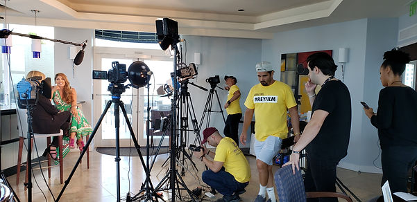 ReyFilm On location - Miami Video Produc