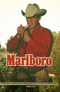 advertising golden age. Marlboro advertising designs.