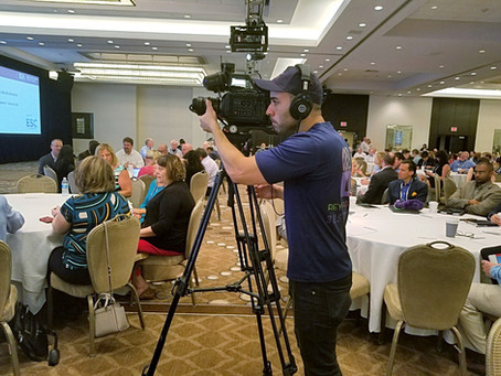 Avoiding the pitfalls of live event videography