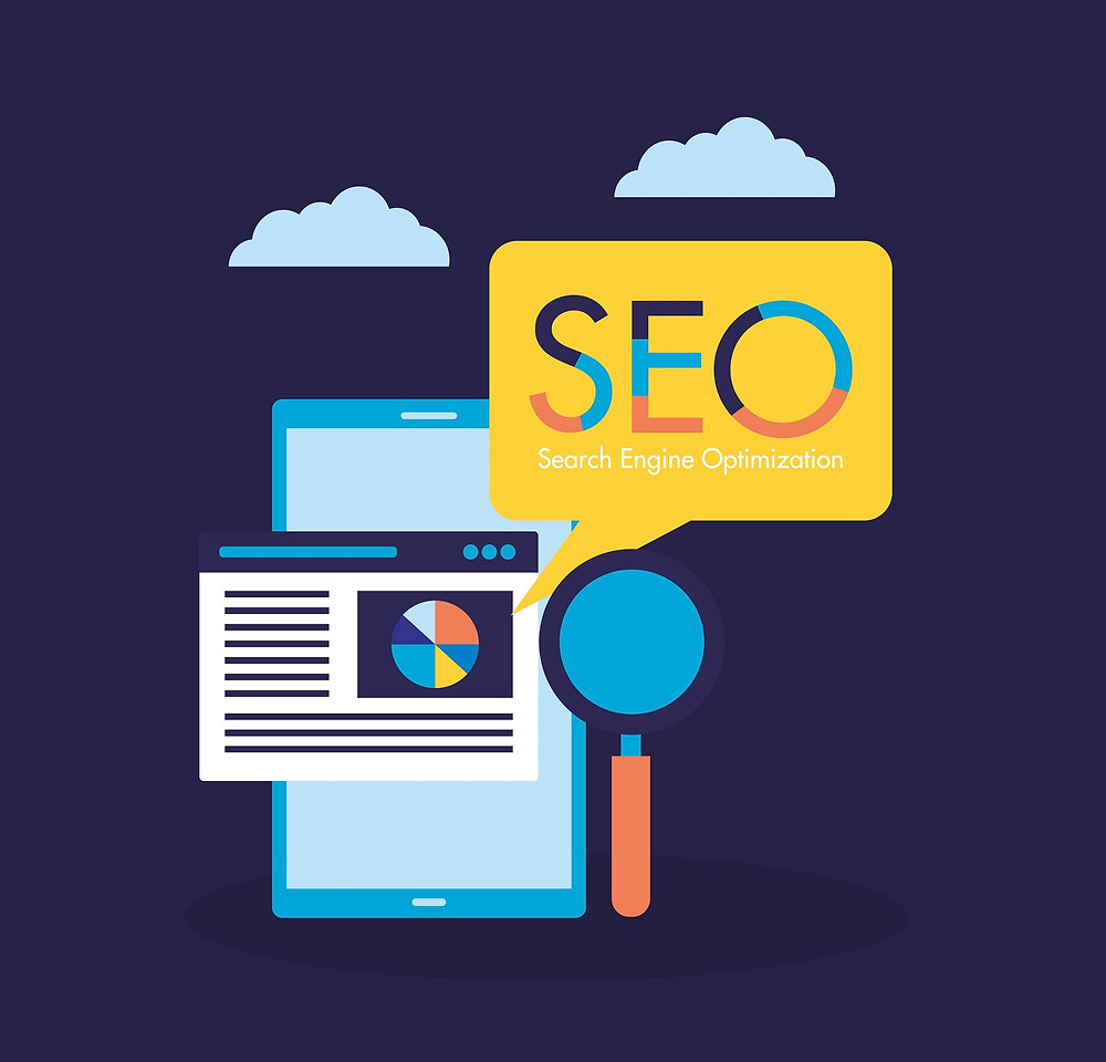 Using SEO techniques for selling supplements online