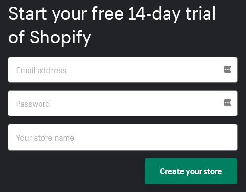 What are the first steps to build a site and start selling on Shopify?