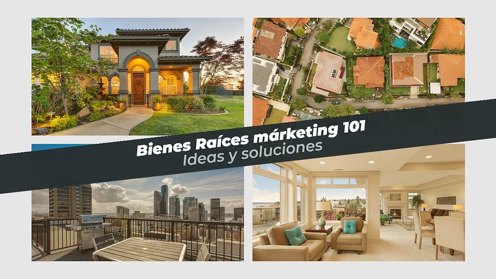 bienes raices marketing, idea para agentes de real estate