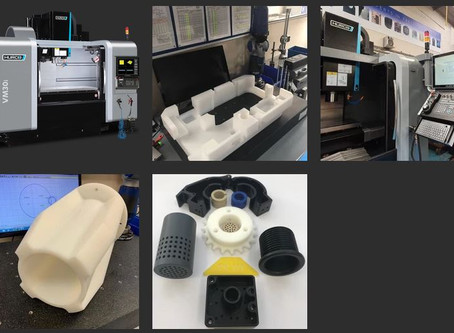 Expansion of CNC capability
