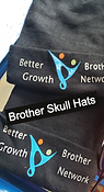 Brother Skull Hats