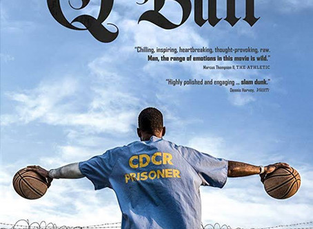 S is for...San Quentin Warriors