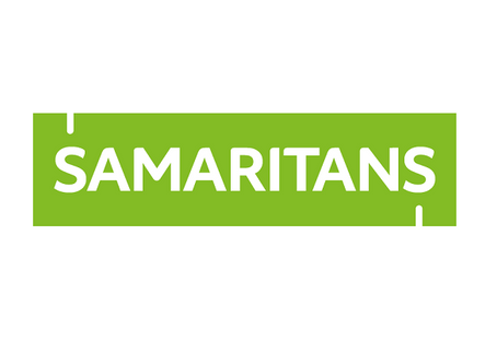 S is for...Support Samaritans