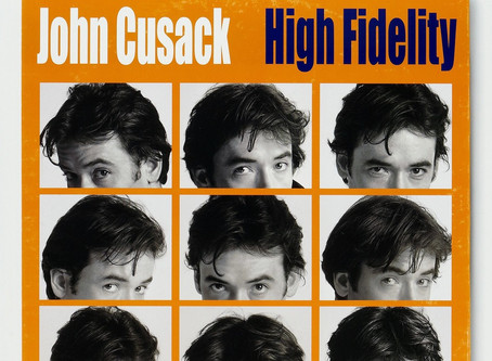 S is for...Stephen Frears, High Fidelity Directed by