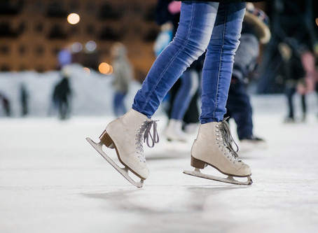 9th grade and 12th grade Ice Skating Trip to Bryant Park!