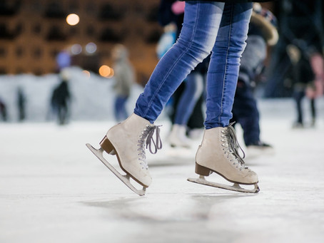 Ice Rink Now Open!