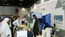 QUASAR presents the electronic system for medical examinations at GITEX-2017