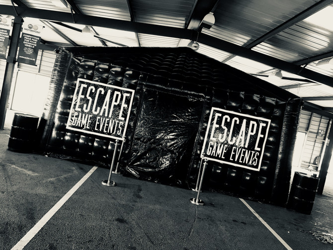 Mobile Escape Room - Escape Room Team Building