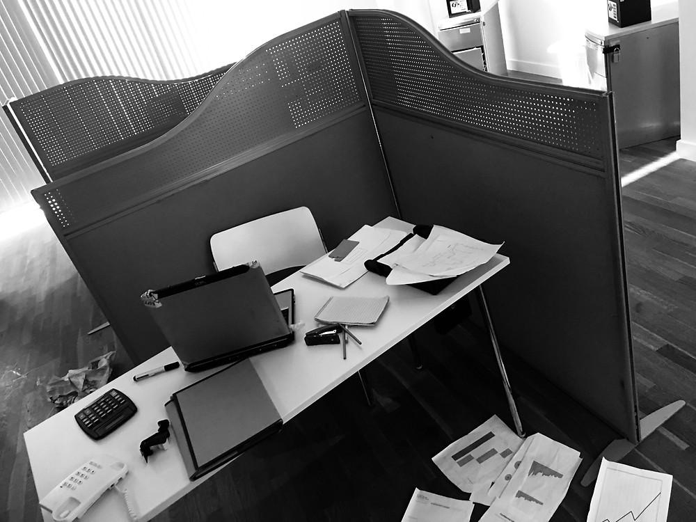 Office Lockdown, Escape room team building