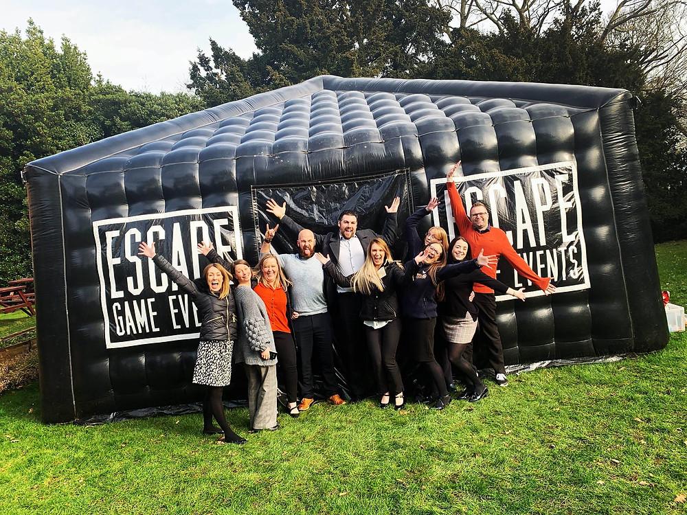 Mobile Escape Room UK