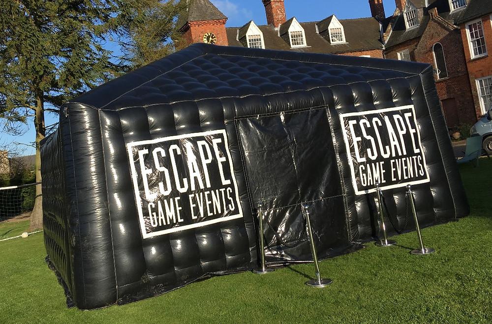 pop up escape room