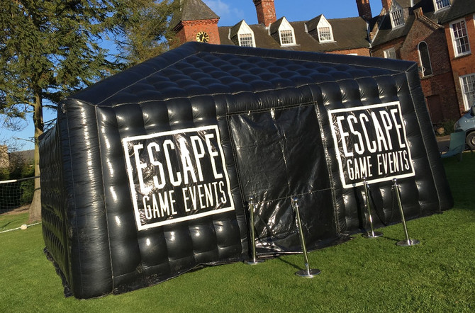 Pop Up Escape Room, what are they and why they're great!