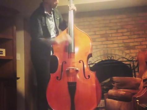 (Bass) Rockabilly Bass Demo