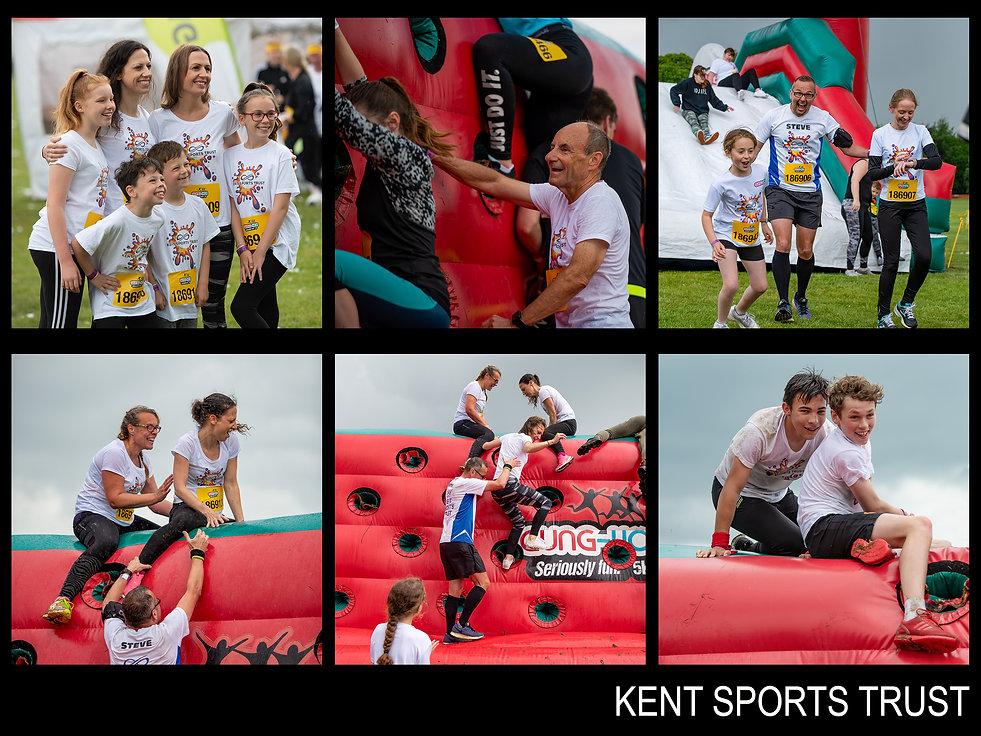 Kent Sports Trust - Gung-Ho June 2019 Se