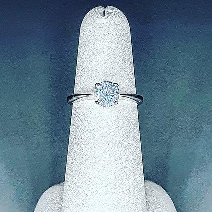 0.75ct Diamond solitaire ring