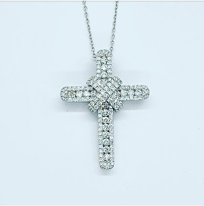 Diamond knot cross