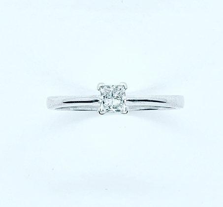 Diamond solitaire