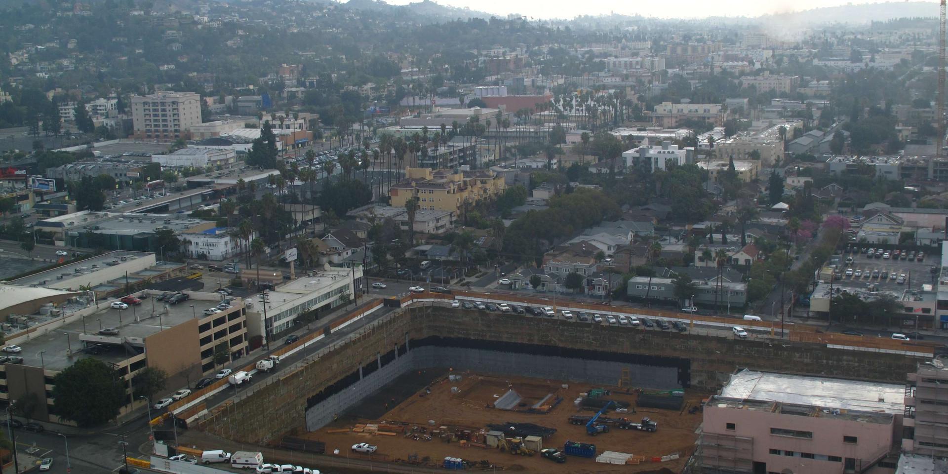 Columbia Square Aerial