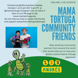 Mama Tortuga IG LIve 13 _123conandres