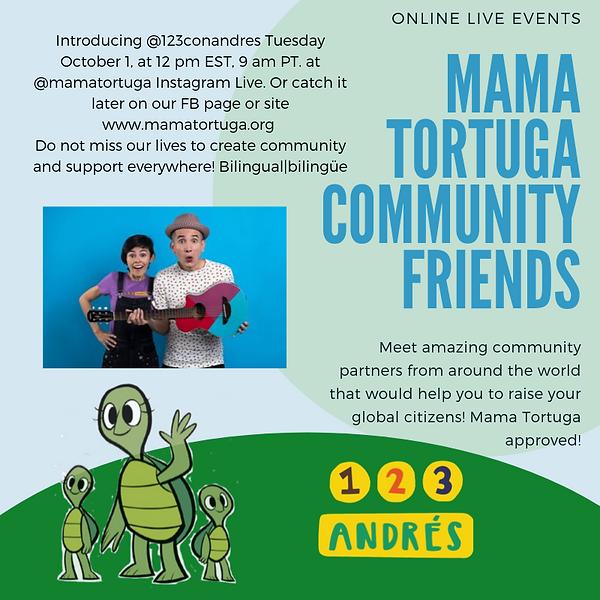 Mama Tortuga IG LIve 13 _123conandres.pn