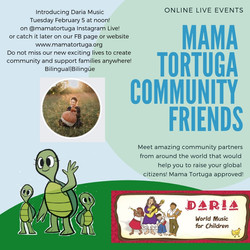 Mama Tortuga IGlive @Dariamusic