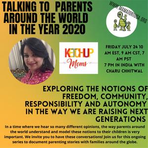 PARENTING AROUND THE WORLD INDIA
