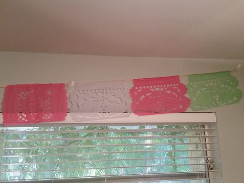 papel picado banner