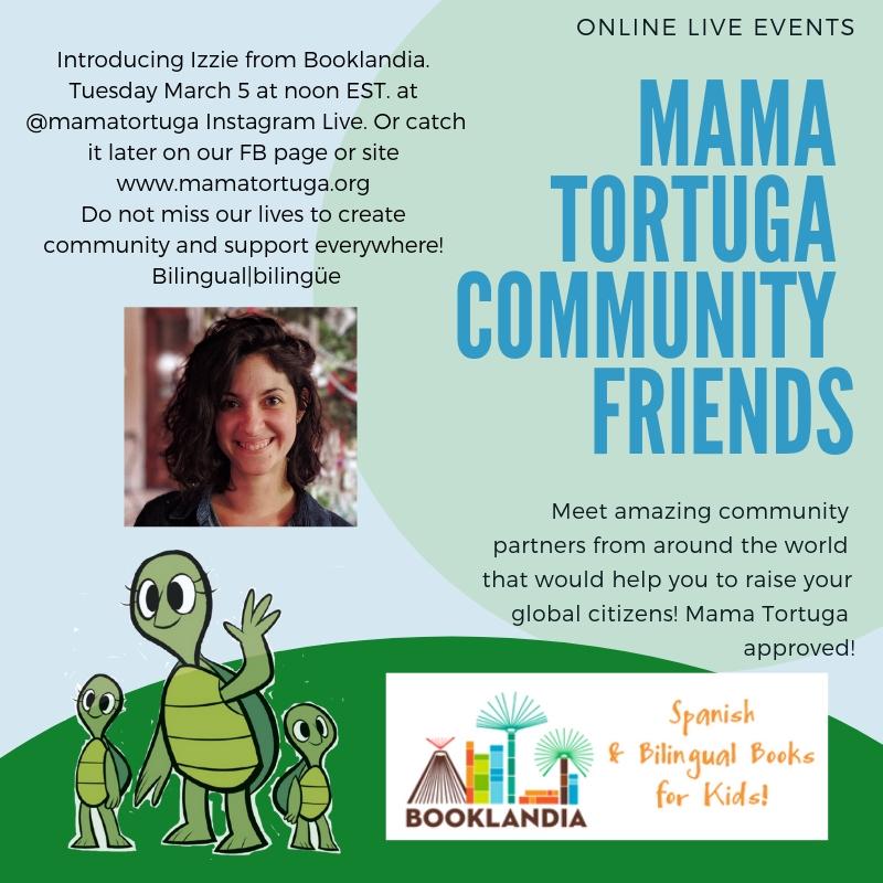 Mama Tortuga IG LIve 3 Booklandia (2)