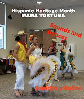 Hispanic Heritage Month bilingual
