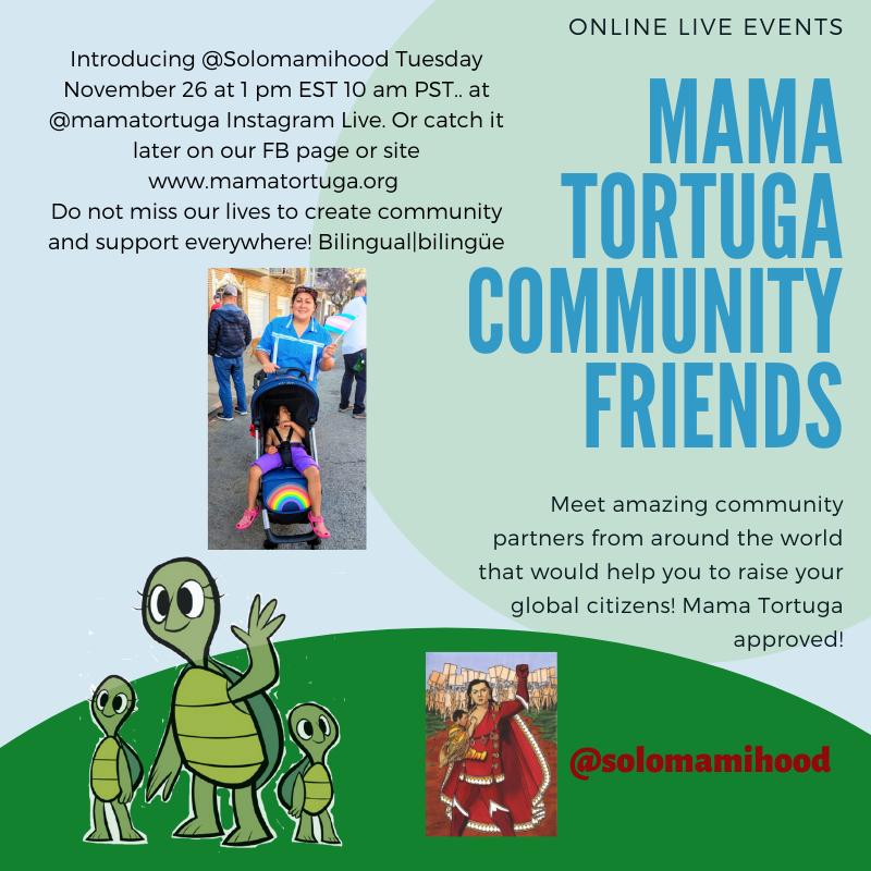 Mama Tortuga IG LIve 14 _solomamihood