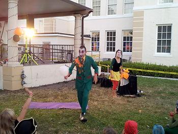 Circo Mandragora, Mama Tortuga
