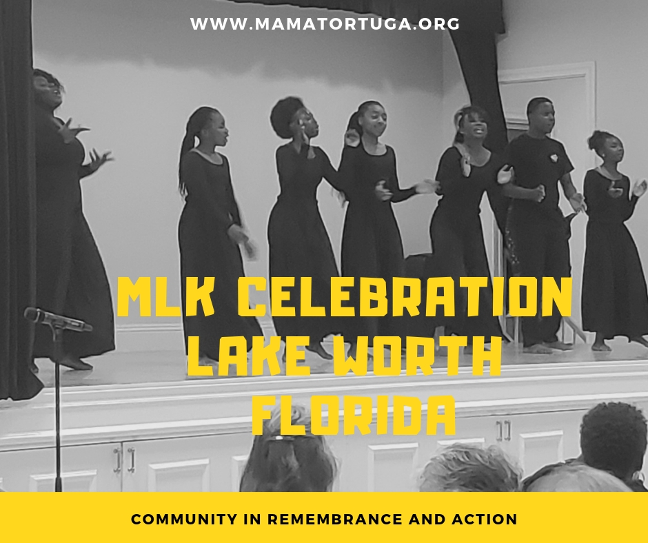 MLK Celebration Lake Worth Florida