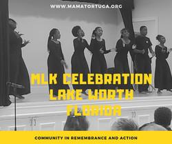MLK Celebration Lake Worth Florida